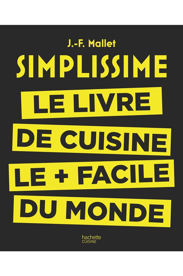 Livre de cuisine hachette simplissime 4192710 darty - Livre de cuisine hachette ...