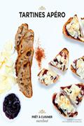Livre de cuisine Marabout TARTINES APERO