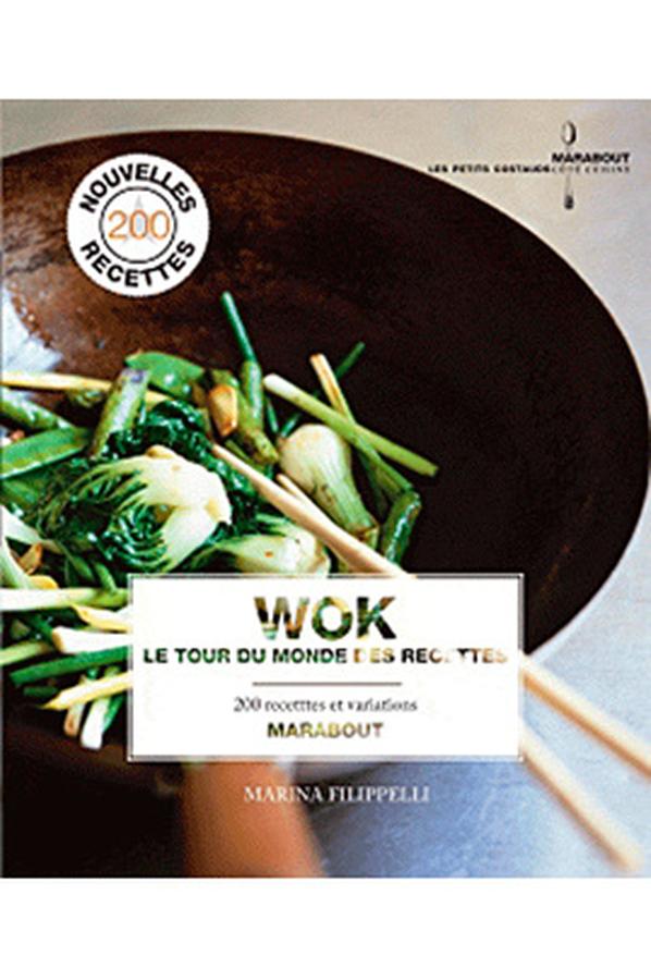 livre de cuisine marabout wok le tour du monde des recettes 1347772 darty. Black Bedroom Furniture Sets. Home Design Ideas