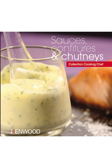 Livre de cuisine SAUCES, CONFITURES & CHUTNEYS Selling Media Servic