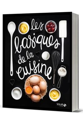 Livre de cuisine Solar LES BASIQUES DE LA CUISINE