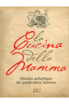Livre de cuisine CUCINA DELLA MAMMA Solar