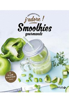 Livre de cuisine LES SMOOTHIES J'ADORE Solar