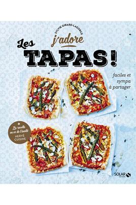 Livre de cuisine Solar TAPAS J ADORE