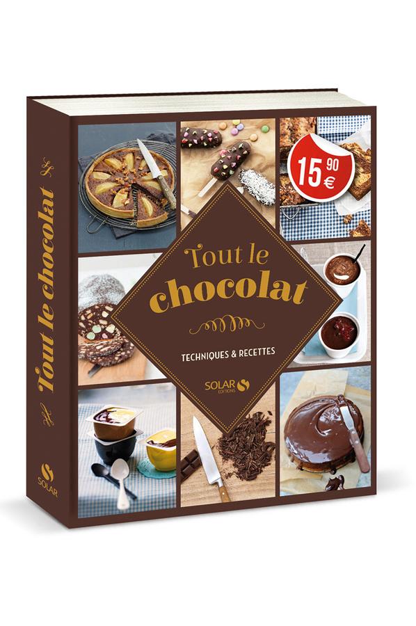 Livre de cuisine solar tout le chocolat 630356 4250834 for Tout les cuisine
