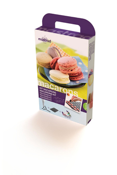 Ustensile de cuisine COMAC KIT MACARONS Mastrad