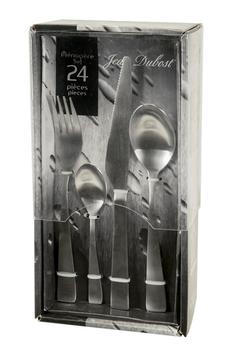 Ustensile de cuisine Pradel MENAGERE 24 PIECES SATIN INOX EN BOITE CADEAU