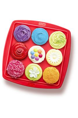 4 tampons biscuits créatifs animaux Panda, grenouille, zèbre et éléphant Qualité silicone platinium - Parfaitement anti-adhésif Compatible lave-vaisselle