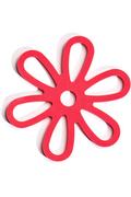 Yoko Design Dessous plat Rouge