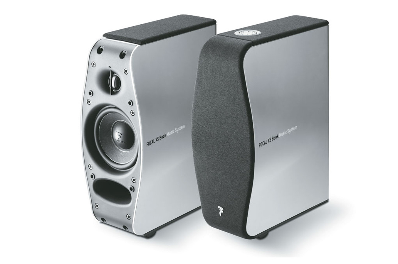 Enceinte PC Focal XS BOOK MUSIC SYSTEM *BOOKXSAL (1322630) | Darty