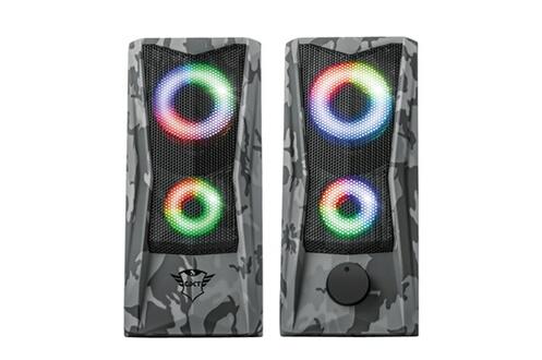 GXT 606 Javv RGB-Illuminated 2.0 Speaker Set