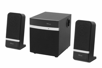 Enceinte PC RAINA 2.1 SUBWOOFER SPEAKER SET Trust