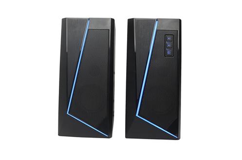 Enceinte PC WE 2.0  2 x 3W RMS  Connexion Bluetooth