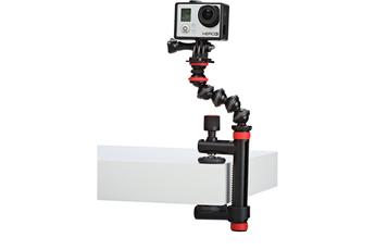 Pied photo/vidéo Action Clamp + Gorilla Pod Arm Joby
