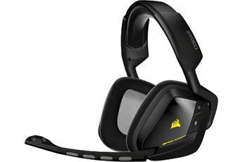 Casque micro / gamer CASQUE GAMING VOID WIRELESS RGB Corsair