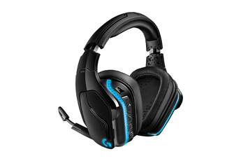 Casque micro / gamer Logitech G935 Wireless 7.1 Surround Sound LIGHTSYNC Gaming