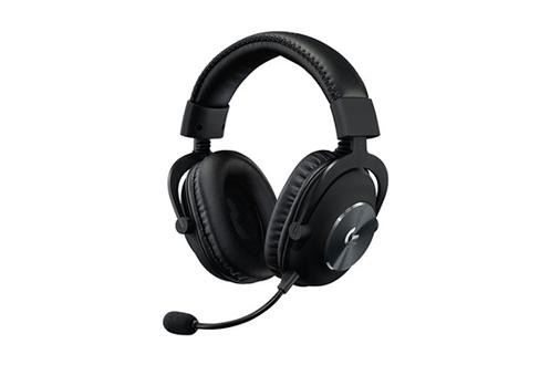 BUNDLE Logitech G PRO X Gaming Headset + REPOSE CASQUE
