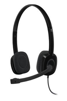 Casque micro / gamer Logitech Logitech® Stereo Headset H151 - N/A - ANALOG - N/A - EMEA - ONE PLUG