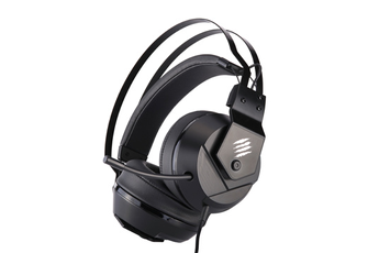 Casque micro / gamer Mad Catz CASQUE GAMING F.R.E.Q. 2 NOIR