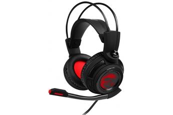 Casque micro / gamer Msi DS502 GAMING Headset