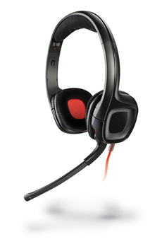 Casque micro / gamer GAMECOM 318 NOIR Plantronics
