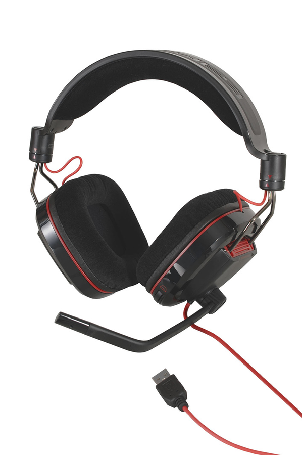 casque micro gamer plantronics gamecom 780 1345397 darty. Black Bedroom Furniture Sets. Home Design Ideas