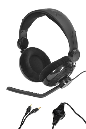 casque micro gamer razer carcharias pc xbox 360 carcharias darty. Black Bedroom Furniture Sets. Home Design Ideas