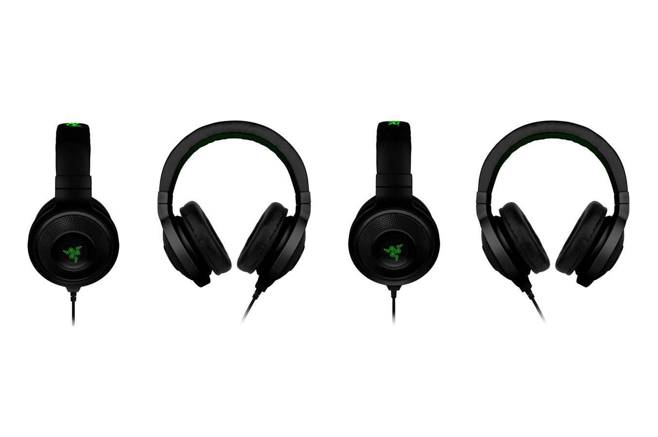 Casque Micro Gamer Razer Kraken Noir Darty