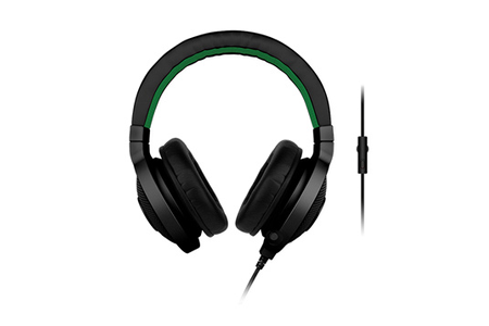 casque micro gamer razer kraken pro black casque darty. Black Bedroom Furniture Sets. Home Design Ideas