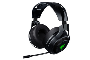 Casque micro / gamer MANO'WAR Razer