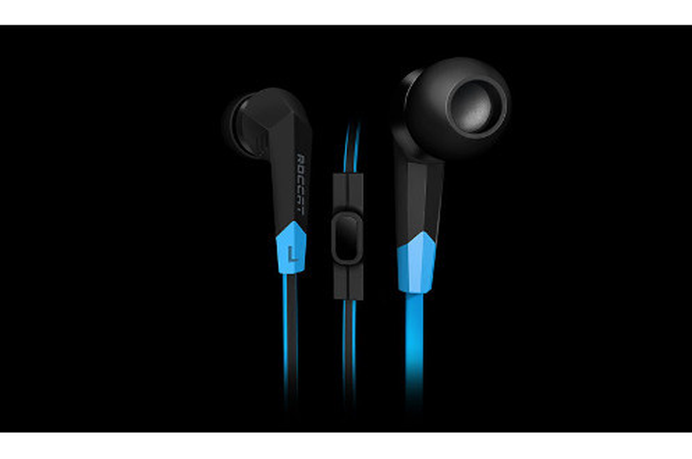 casque micro gamer roccat syva in ear headset 4226127 darty. Black Bedroom Furniture Sets. Home Design Ideas