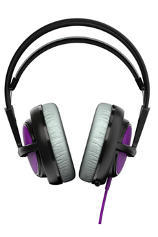 Casque micro / gamer SIBERIA 200 VIOLET Steelseries