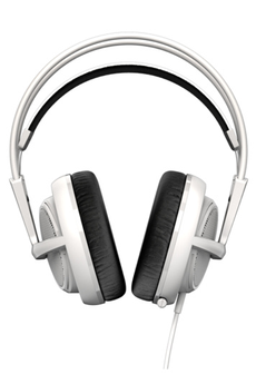 Casque micro / gamer SIBERIA 200 BLANC Steelseries