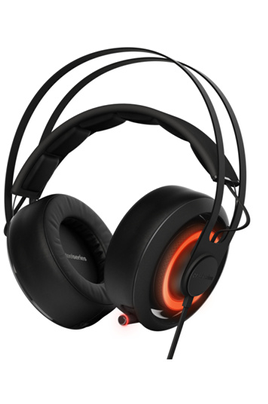 Casque micro / gamer SIBERIA 650 NOIR Steelseries