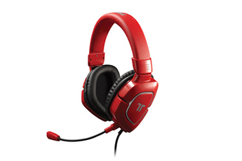 Casque micro / gamer AX180 ROUGE Tritton