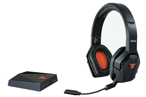 casque micro gamer tritton primer wireless stereo headset pour xbox 360 primer stereo 1344900. Black Bedroom Furniture Sets. Home Design Ideas