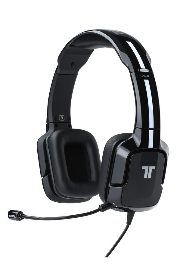 casque micro gamer tritton kunai noir pour pc mac et. Black Bedroom Furniture Sets. Home Design Ideas