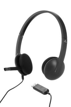 Casque micro / gamer H340 Logitech