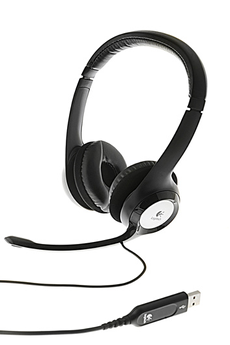 Casque micro / gamer USB HEADSET H390 Logitech