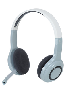 Casque micro / gamer H609 Wireless Headset pour iPad Logitech