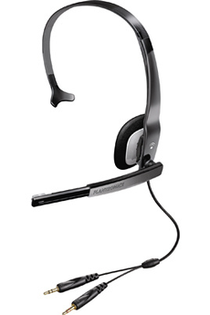 Casque micro / gamer AUDIO 310E Plantronics
