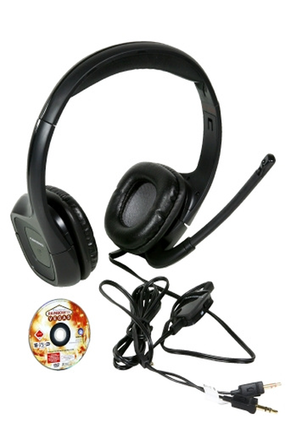 casque micro gamer plantronics audio 355 audio355 1205579 darty. Black Bedroom Furniture Sets. Home Design Ideas