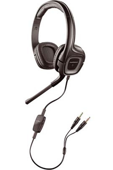 Casque micro / gamer AUDIO 355 Plantronics