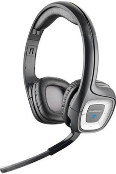 Casque & Micro PLANTRONICS AUDIO995 GRIS