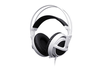 Casque micro / gamer SIBERIA V2 BLANC Steelseries
