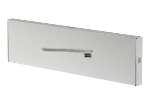 clavier apple clavier filaire pave numerique. Black Bedroom Furniture Sets. Home Design Ideas