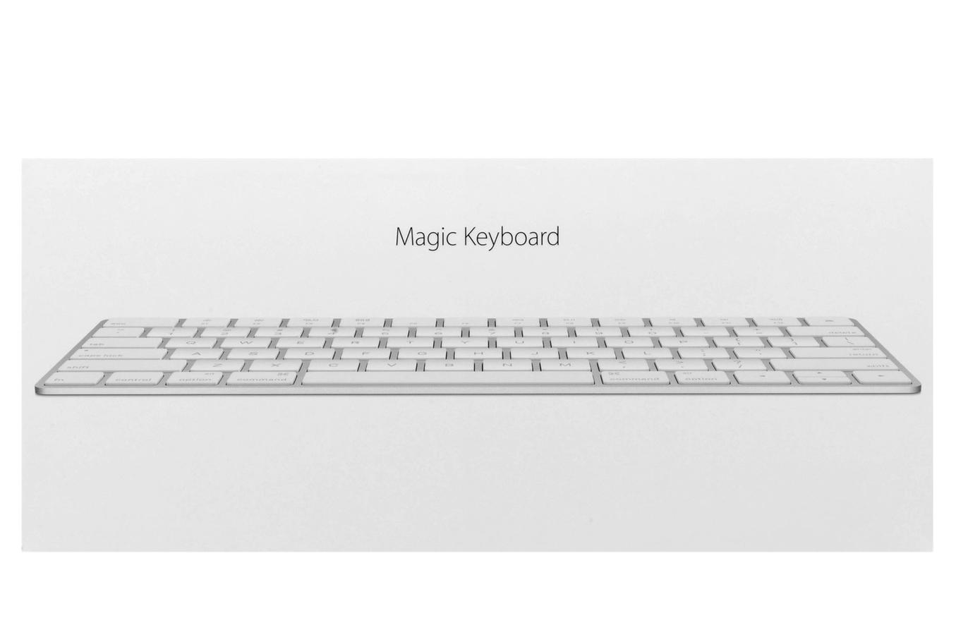 clavier apple magic keyboard 4180496 darty. Black Bedroom Furniture Sets. Home Design Ideas
