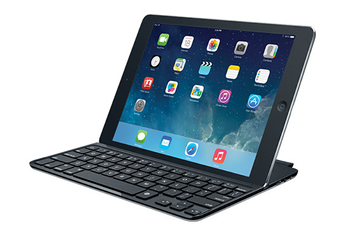 Clavier pour tablette Ultrathin Keyboard Cover pour iPad Air Logitech