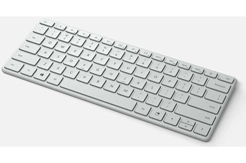 Designer Compact Keyboard