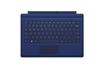Microsoft Clavier Type Cover Bleu pour Surface Pro 3 photo 1